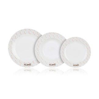 Banquet - Banquet 18dílná jídelní sada Home II. - 8591022488799