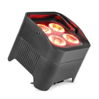 Beamz - Beamz BBP94 Uplight PAR 4x10W 6-v-1 LEDky RGBAW-UV 48W 12