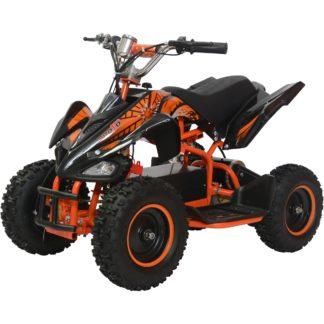 Buddy Toys - Buddy Toys Bea 810 Čtyřkolka Boyo 800 W oranžová -