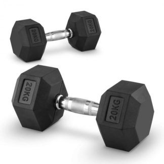 Capital Sports - Capital Sports Hexbell 20 Dumbbell