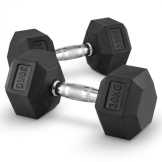 Capital Sports - Capital Sports Hexbell 30 Dumbbell