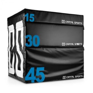 Capital Sports - Capital Sports Rooks Set Soft Jump Box