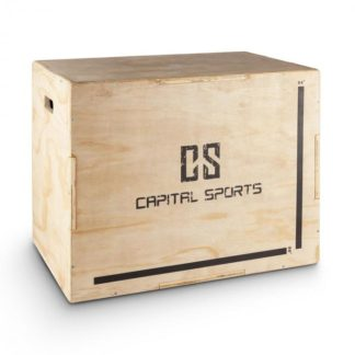 "Capital Sports - Capital Sports Shineater Plyo Box se třemi výškami 20 ""24"" 30 "" - 4260414897863"