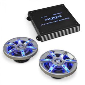 Electronic-Star - Electronic-Star Auto hi-fi set BeatPilot FX - 202