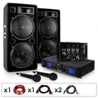 """Electronic-Star - Electronic-Star DJ set """"DJ-20.1"""" zesilovač"""