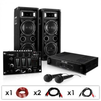 "Electronic-Star - Electronic-Star DJ set ""DJ-24M"""