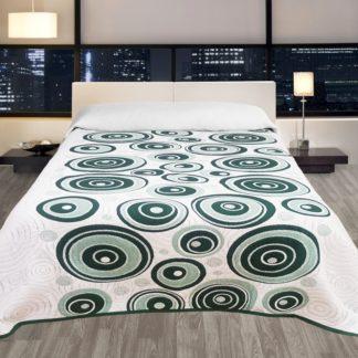 - Forbyt Přehoz na postel Congo zelená - 8591034063472