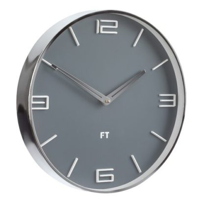 Future Time - Future Time FT3010GY Flat grey 30cm - 8594186620166