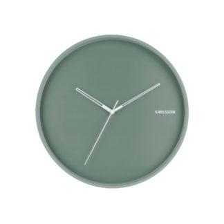 Karlsson - Karlsson 5807GR Designové nástěnné hodiny pr. 40 cm - 8714302657979