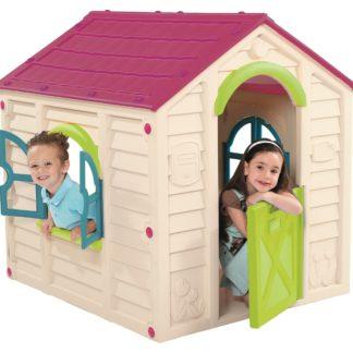- Keter Dětský domek Rancho béžová - 7290106924987