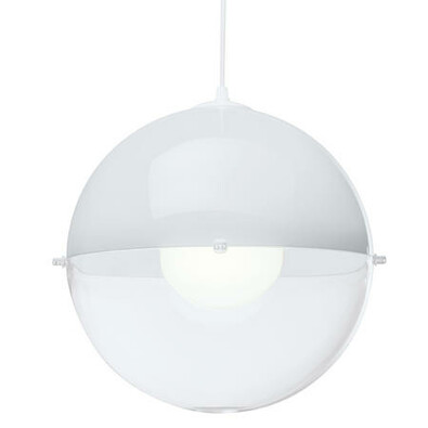 Koziol - Koziol Závěsné svítidlo Orion bílá - 4002942114308