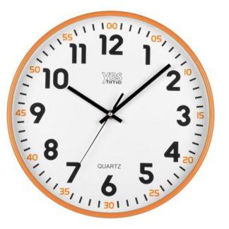 Lowell - Lowell 00720O Nástěnné hodiny pr. 30 cm - 8008457775917