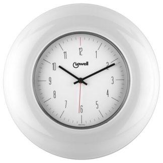 Lowell - Lowell 03300B Designové nástěnné hodiny pr. 33 cm - 8008457789938