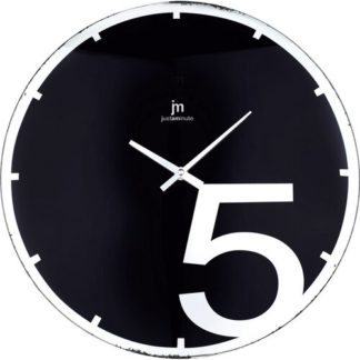 Lowell - Lowell 14881 Designové nástěnné hodiny pr. 38 cm - 8008457786463