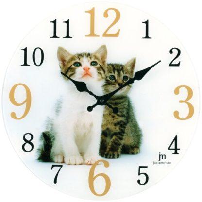 Lowell - Lowell 14887 Designové nástěnné hodiny pr. 34 cm - 8008457792846