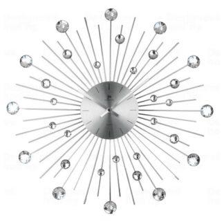 - Lowell 14959 Designové nástěnné hodiny pr. 50 cm -