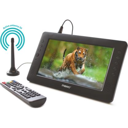 Maxxo - Maxxo Mini TV HD - T2 HEVC/H.265 přenosný televizor - 8595235803981