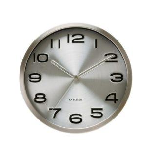 Karlsson - Nástěnné hodiny 4462 Karlsson 29cm - 8714302244254