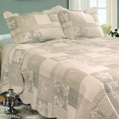 - Přehoz na postel Patchwork