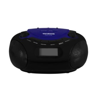 Orava - Přenosný USB/SD přehrávač Orava RSU-04 B