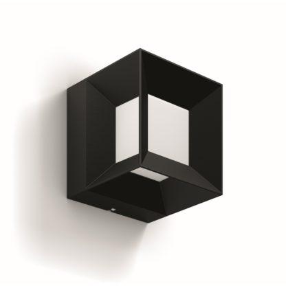 Philips - Philips 16480/30/P0 Parterre Venkovní nástěnné LED svítidlo 13 cm