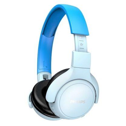 Philips - Philips TAKH402BL/00 bezdrátová Bluetooth sluchátka pro děti