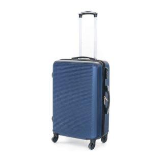 - Pretty UP Cestovní skořepinový kufr ABS03 M