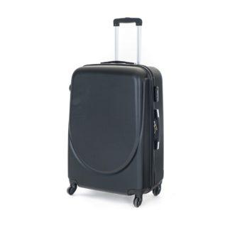 - Pretty UP Cestovní skořepinový kufr ABS16 L