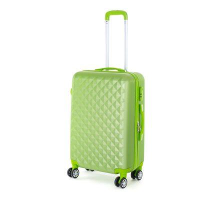 - Pretty UP Cestovní skořepinový kufr ABS21 M