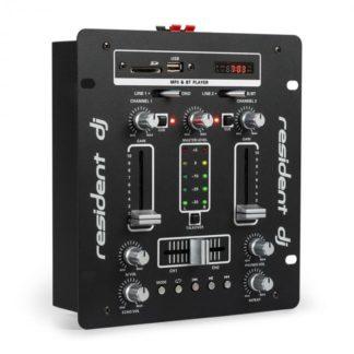 Resident DJ - Resident DJ DJ-25 DJ-mixér mixážní pult
