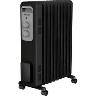 Sencor - SENCOR SOH 3309BK olejový radiátor - 8590669253487