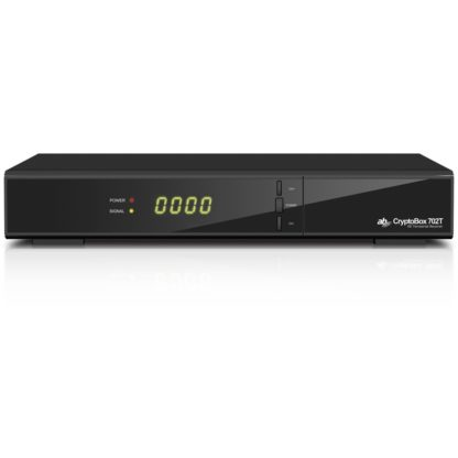 - Set-top box AB Cryptobox 702T HD černý - 8588005998604