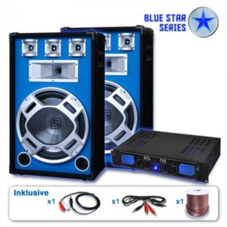 "Skytronic - Skytronic PA set Blue Star Series ""Beatstar"""