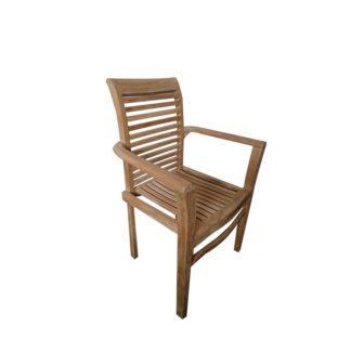 - Stohovatelná zahradní židle Stucking