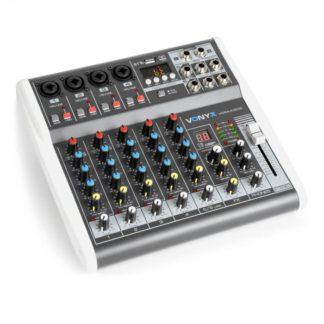 Vonyx - Vonyx VMM-K602 6kanálový hudební mixážní pult