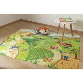 - Vopi Dětský koberec Ultra Soft Farm