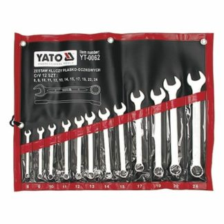 Yato - Yato YT-0062 Sada klíčů očkoplochých 12 ks