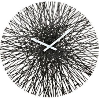 Koziol - nástěnné hodiny Koziol Silk