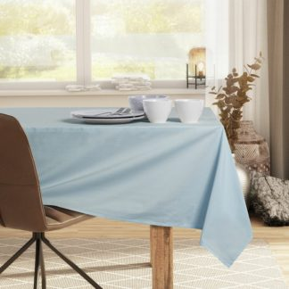 DecoKing - DecoKing Ubrus Pure silver blue