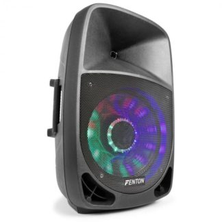 "Fenton - Fenton FT1500A AKTIVNÍ REPRODUKTOR 350W 15 ""MP3 BLUETOOTH USB SD AUX LED LCD - 8715693287134"