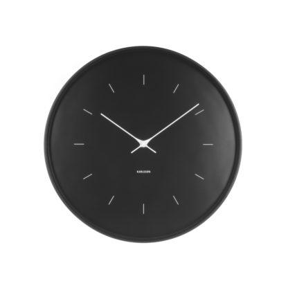 Karlsson - Karlsson 5707BK 37cm nástěnné hodiny - 8714302640001