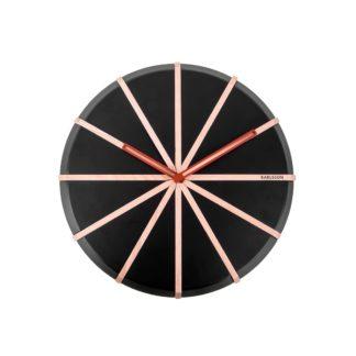 Karlsson - Karlsson KA5829 Designové nástěnné hodiny - 8714302672422