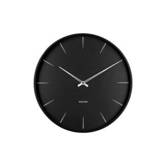 Karlsson - Karlsson KA5834BK nástěnné hodiny - 8714302679315
