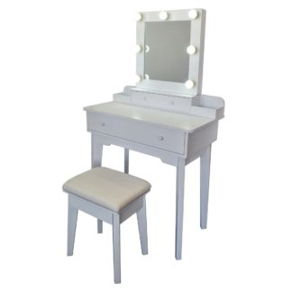 - Kosmetický stolek se zrcadlem Vanessa