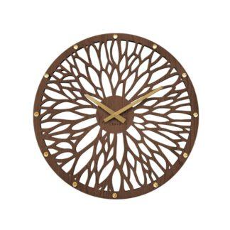Lavvu - Lavvu LCT1180 Nástěnné hodiny Wood