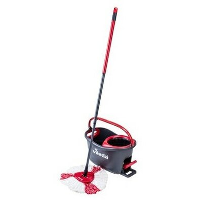 Vileda - Vileda Easy TURBO Wring & Clean mop - 4023103194113