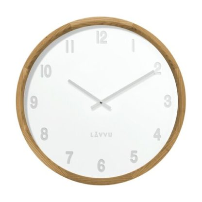 Lavvu - LAVVU FADE LCT4060 dřevěné hodiny - 8596300020333