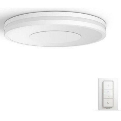 Philips - Philips Hue 32610/31/P6 LED přisazený lustr Being 1x32W   2200-6500K - Bluetooth