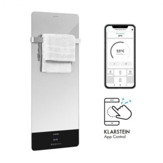 Klarstein - Klarstein Hot Spot Crystal Reflect Smart