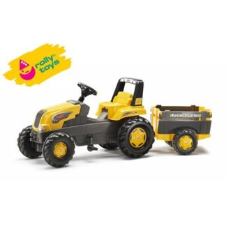 - Rollytoys Šlapací traktor s Farm vlečkou Rolly Junior
